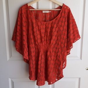 The Addison Story Lunar Cycles Top Size Large Boho